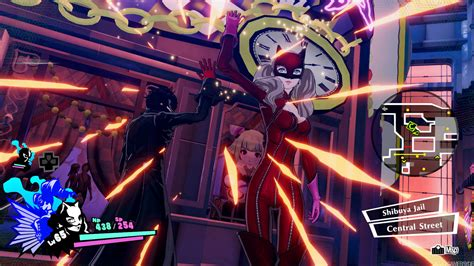 persona  strikers launches february  gamersyde