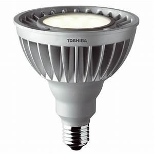 E27 Led 100w : toshiba led 18 8w 100w e27 par38 bulb cool white 6500k 980lm 35 dimmable ebay ~ Markanthonyermac.com Haus und Dekorationen