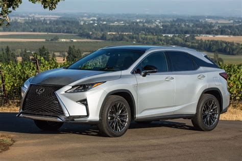 lexus rx 2016 f sport 2016 lexus rx 350 f sport review plush luxury with