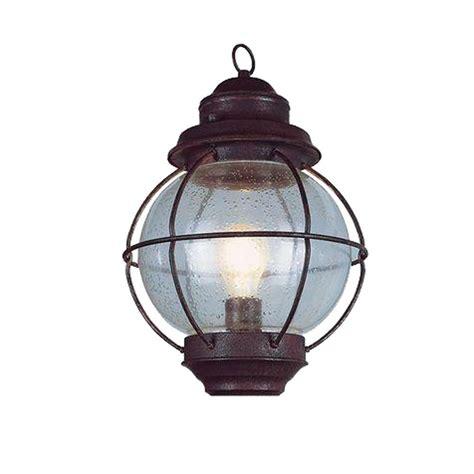 bel air lighting wall mount 1 light outdoor rust coach