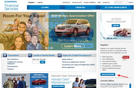 Check spelling or type a new query. www.hondafinancialservices.com - How To Pay Honda ...