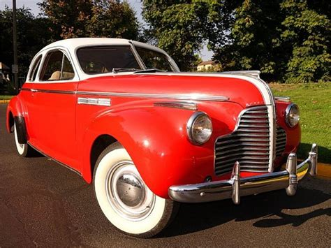 1940 Buick Coupe For Sale by 1940 Buick 2 Dr Coupe For Sale Classiccars Cc 1025986