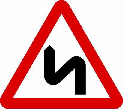 Double Left Curve Right Symbol Bend Clipart