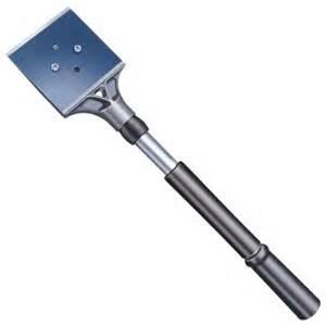 allway tools 4 in floor scraper with 18 in handle fs18