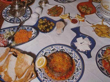 cuisine maltaise la cuisine tunisienne couleur gourmande