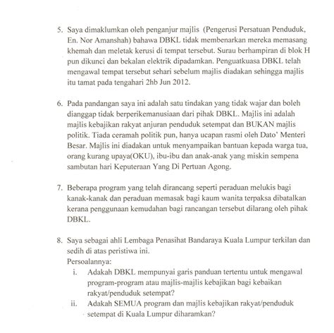 Surat Kronologis by Contoh Surat Kronologis Kejadian Car Interior Design