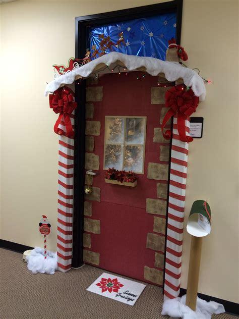 christmas door decoration classroom decorators