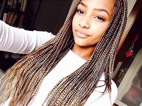 25+ Best Ideas About Micro Braids On Pinterest