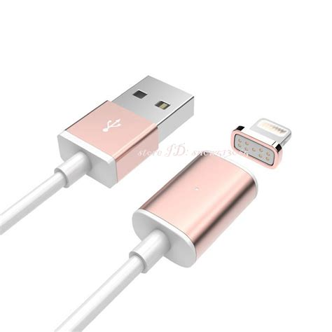 apple iphone 5 charger 2016 original metal magnetic usb charging charger data