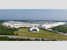 Leadership Change at BMW's South Carolina Plant