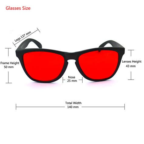 color blind correction glasses colorblindness corrective glasses for green color