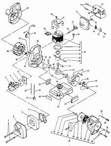 Mcculloch Trimmer Parts