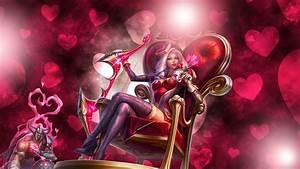 Heartseeker Ashe Fan Art - League of Legends Wallpapers