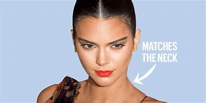 Face Slim Makeup Contour Routines Chubby Cosmopolitan