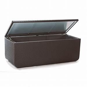 Coffre De Rangement Exterieur : coffre de rangement chocolat piscine rangement coffre ~ Melissatoandfro.com Idées de Décoration