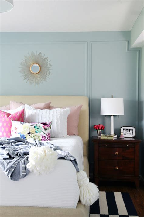 paint colors for a frozen bedroom remodelaholic paint color trends for 2017