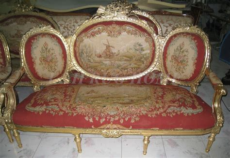 antique set of sofa and chairs antique handmade living