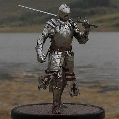 Medieval Knight Armor Knights Artstation Velazquez Gothic