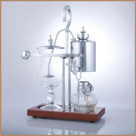 As of today, no coffee maker equals the balancing syphon in brewing the purest coffee. COFFEE-MASTER-VIENNA-BALANCE-SYPHON-COFFEE-MAKER-SIPHON # ...