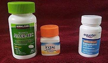 zantac recall expands  otc options  pv patients