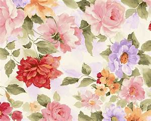Vintage Flowers Pattern Wallpapers HD   I HD Images