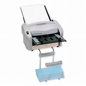 Printer for Martin yale rapidfold desktop letter folder
