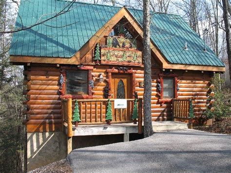 HD wallpapers log homes for rent tn