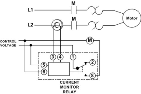 using current transformers with current sensing relays