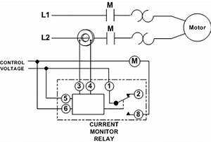 Current relay schematic get free image about wiring diagram for Solid state relay required only 50ua drive current electronic