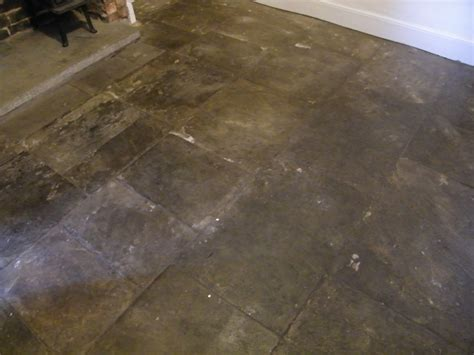 flagstone cleaner flagstone floor stripping cleaning and sealing for mrs crossley macclesfield cheshire sk11
