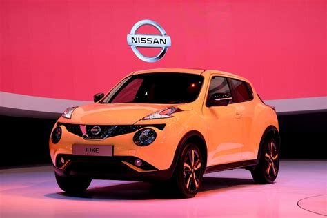 2015 Nissan Juke Gets More Personal with Juke Color Studio