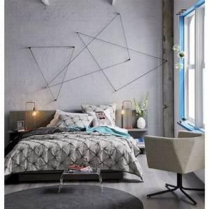 Creative concrete walls for bedroom ultimate home idea