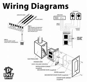 Component Speaker Wiring Diagram Volume