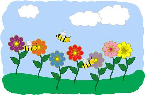 Flower Garden Clip Art-cliparts.co