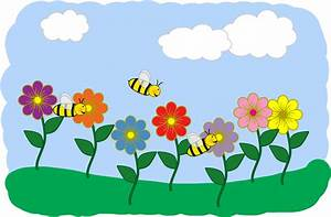 Spring Background Clipart - Cliparts.co