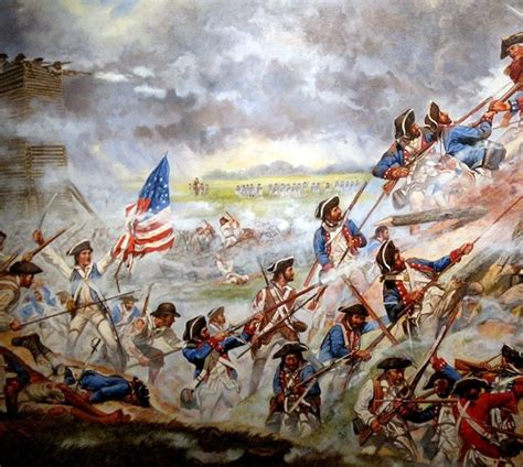 revolution siege revolutionary war battle pixshark com images