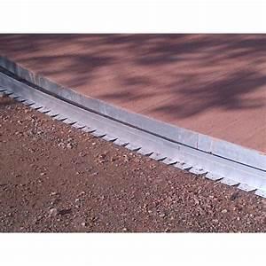 Bordure De Jardin En Aluminium Pour Lignes Arrondies