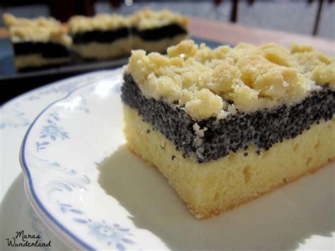 Kuchen Mit Kastenform Und Kirschen Kuchen Maras Wunderland