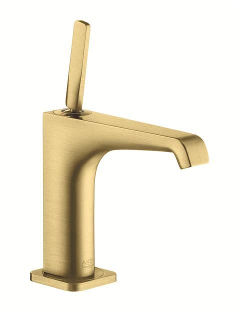 Axor Citterio E Bathroom Mixers Axor Citterio E Countertop Washbasin Mixer By Hansgrohe Design Antonio Citterio