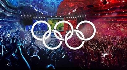 Esports Sports Olympics Esport Coi Olimpiade Market