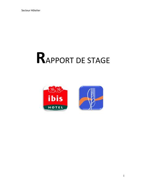 stage chambre agriculture rapport de stage