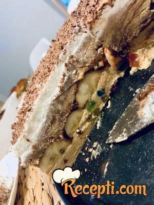 Posne torte kategorija brzikolaci com. Posna keks torta (4) - Recepti.com