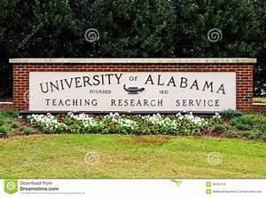 University Of Alabama Editorial Stock Image - Image: 36181119