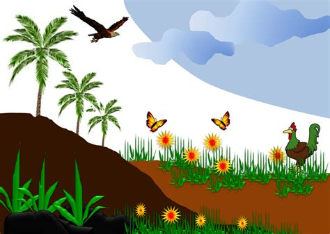 ekosistem wayanbio