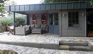 Gartenhaus Dach Abdichten : das gartenhaus hanna 40 mit individuellem dach ~ Whattoseeinmadrid.com Haus und Dekorationen