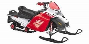 Ski-Doo Freestyle Back Country Snowmobile - 2008