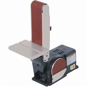 Ponceuse à Bande Stationnaire : ponceuse combin e bande 915 x 100 mm et disque 150 mm ~ Premium-room.com Idées de Décoration