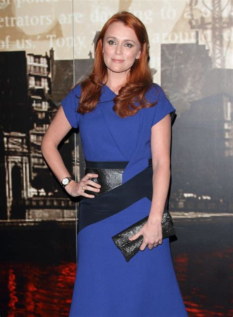 KEELEY HAWES at Specsavers Crime Thriller Awards in London ...