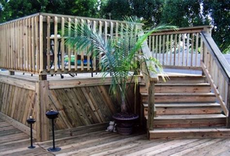 pool deck railing vinyl deck railing on your pool deck 3 for the home pinterest