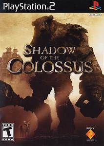 Shadow of the Colossus Box Shot for PlayStation 2 GameFAQs